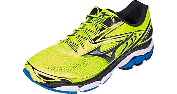 Mizuno Wave Inspire 13 - Zapatillas para correr Hombre - amarillo